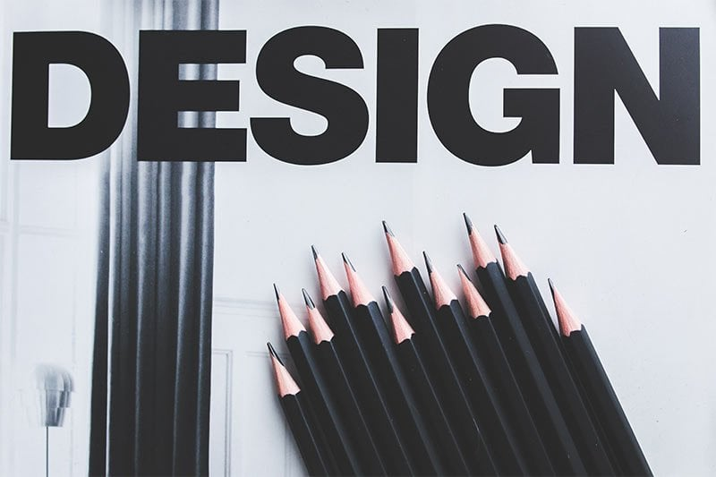 Web Design Suffolk Artistic Pencils Image