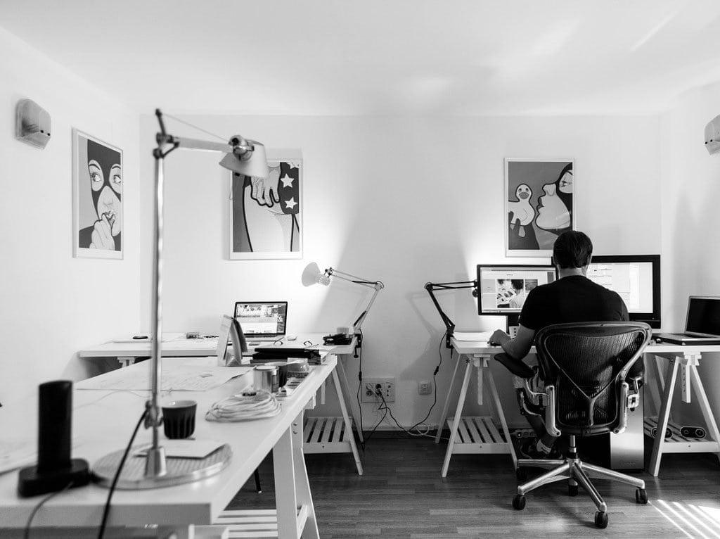 Web Designer in Office
