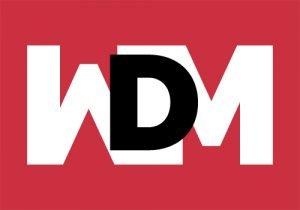 WDM logo (Web Design and Marketing Company)