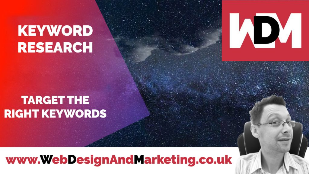 Keyword Research - Commercial Intent