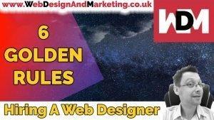 Guide to hiring a web designer