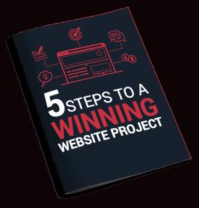 5 Steps to a Winning Website eBook